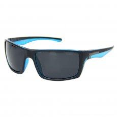 Óculos de sol Speedo River preto com azul 5a3edde526
