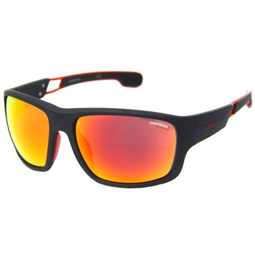 c0d1ddf5dc191 Óculos de sol Carrera 4006 masculino espelhado na Optica Via Prisma