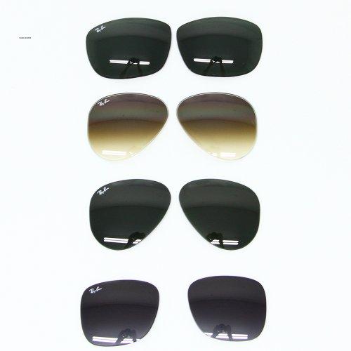 1b60f1eaf LENTES ORIGINAIS DA RAY-BAN PARA REPOSIÇÃO SIMPLES na Optica Via Prisma
