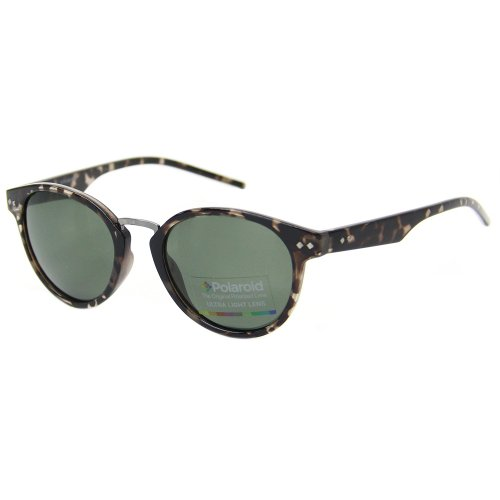 Óculos de sol Polaroid 1022 redondo lançamento na Optica Via Prisma a341641615